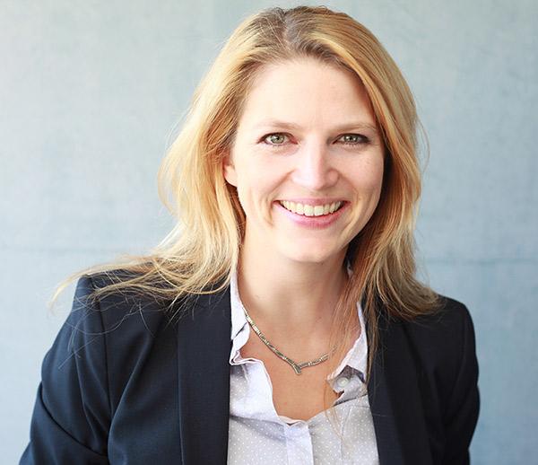 Nathalie Sameli - Geschäftsführerin
